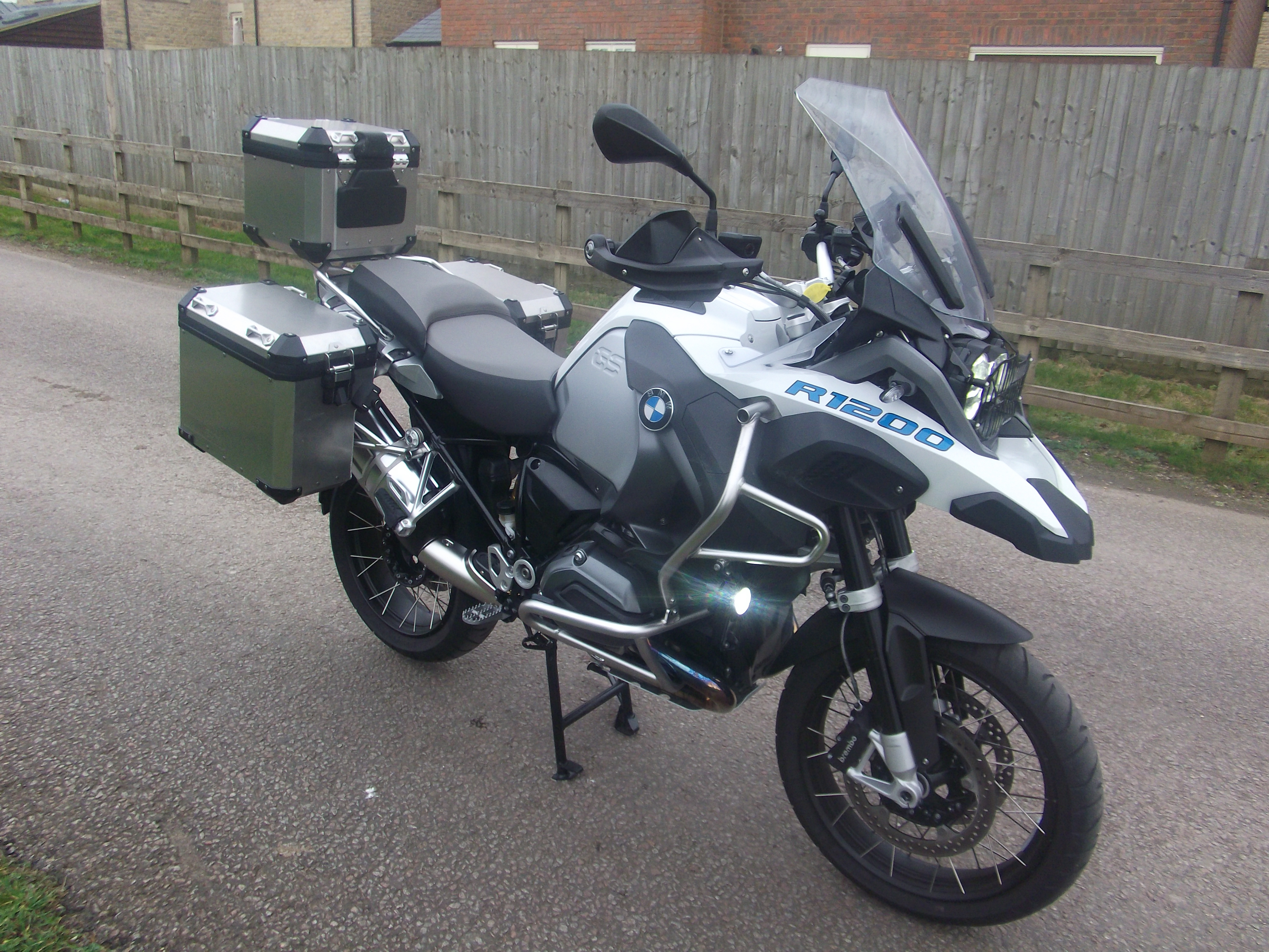 BMW R 1200 GSA LC TE - The Motorcycle Exchange