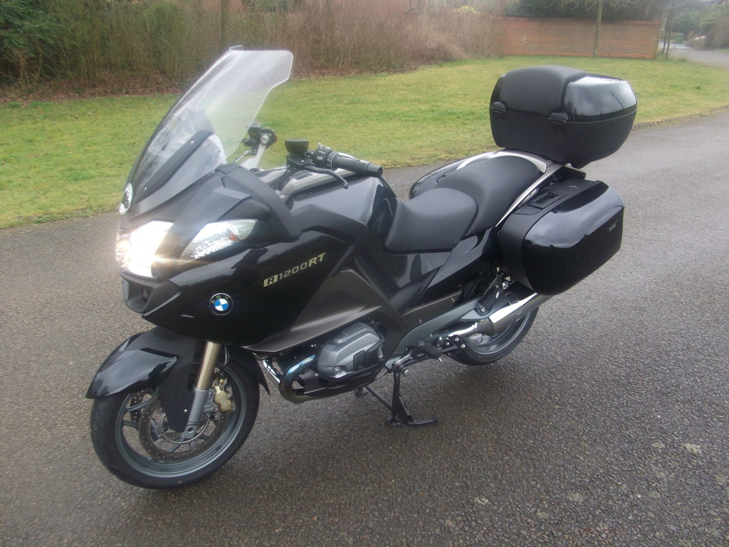 BMW R 1200 RT 90th Anniversary Edition